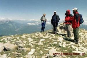 Στα βουνά της Πίνδου, Αστράκα
